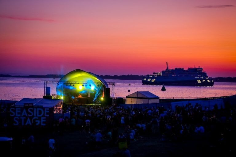 Victorious brings a festival feel to Portsmouth this weekend